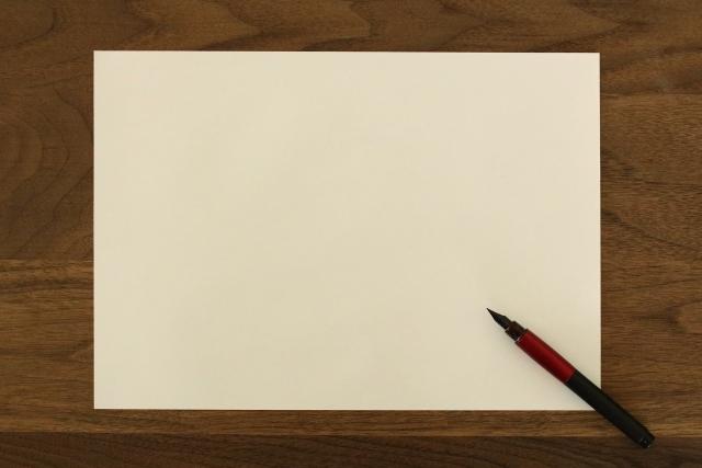 レポートの書き方を知りたい!手書きの場合の注意点
