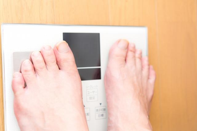 ストレス?ダイエットしているわけでもないのに体重が減少