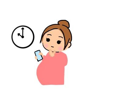 経産婦でも初産でも本陣痛ってわからないものです